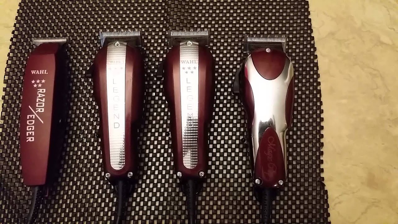 Image result for wahl legend clippers