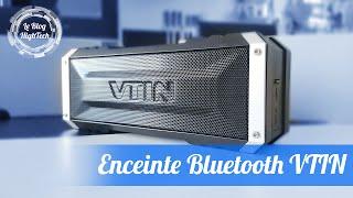 [Presentation] Enceinte Bluetooth VTIN