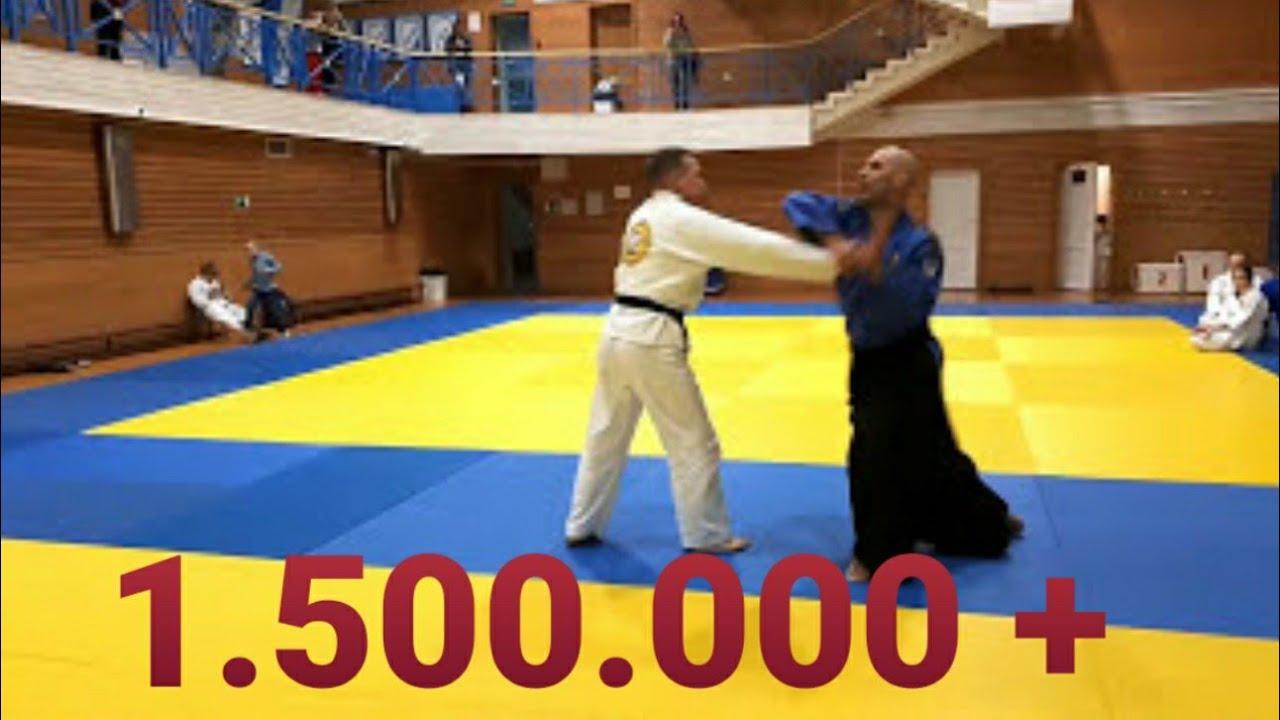 Unbelievable Real Aikido Master  F F A B F F  B F F  B