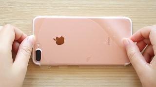 วิธีติดฟิล์มรอบตัว POWERSHIELD for iPhone 7 Plus/8 Plus