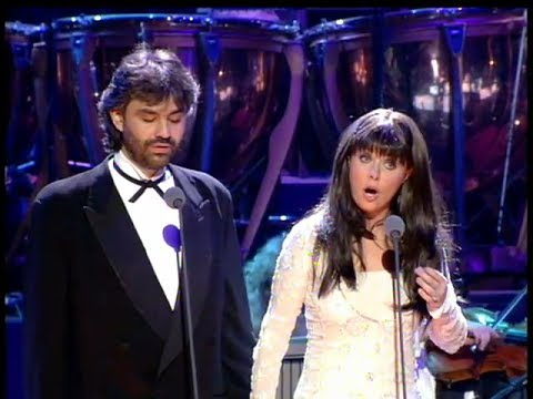 Time to Say Goode  Sarah Brightman & Andrea Bocelli HD
