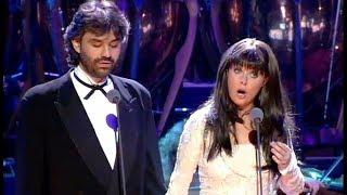 Time to Say Goodbye by Sarah Brightman & Andrea Bocelli [HD]