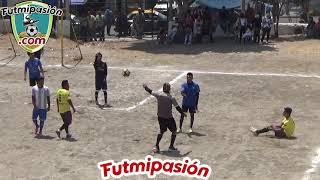MONTERREY VS ITALIA AMARRILLO futbol llanero