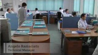 Rama's use of Solid Edge & Teamcenter (English version)