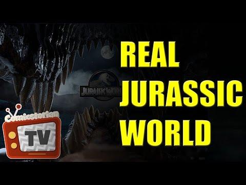 Can We Make Jurassic Park Today (2015) - Jurassic World