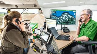 Connected Support - Asistencia remota | John Deere ES