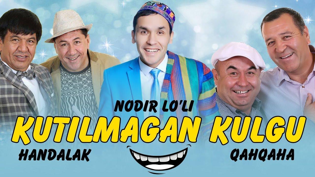 Kutilmagan kulgu (Handalak, Qahqaha, Nodirbek Hayitov) | Кутилмаган кулгу (Хандалак, Кахкаха)