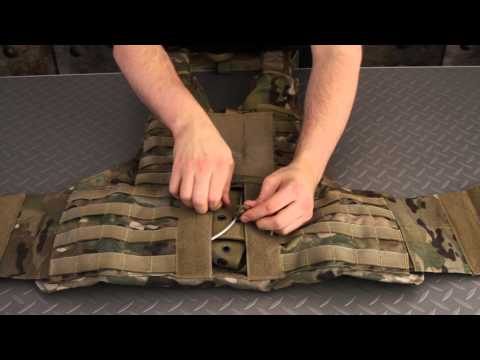 Sniper-as.de - Flyye Force Recon Vest w. Pouch Set Ver. Maritim