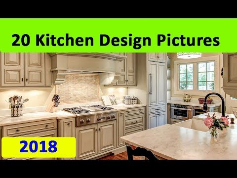 New kitchen design pictures 2018 youtube for Latest kitchen designs 2016
