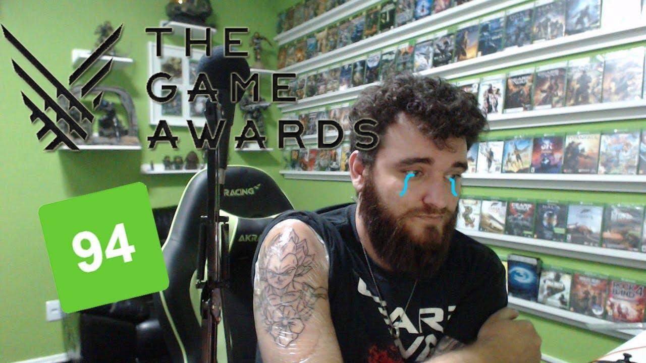 REAÇÃO DO CHIEF (XBOX MIL GRAU) APÓS GOD OF WAR GANHAR O THE GAME AWARDS (GOTY)!!