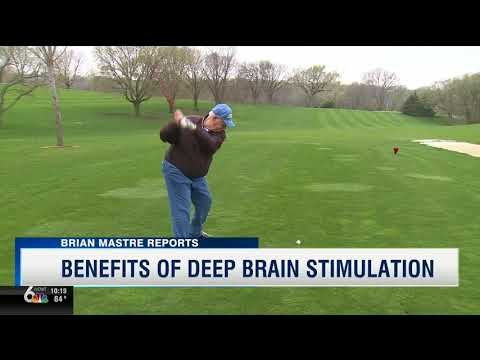 Deep Brain Stimulation Helps Golfer Control Tremors - Nebraska Medicine