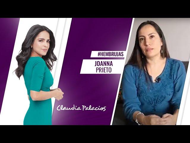 Entrevista de Joanna Prieto para HemBRujas
