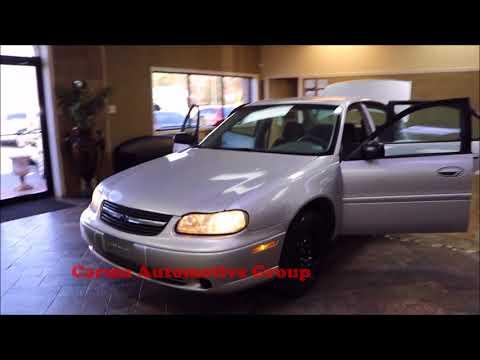 Carma Automotive-2003 CHEVROLET MALIBU BASE-Walkaround