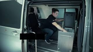 Octo-bus 2018 VW T6 Fischer Wohnmobile
