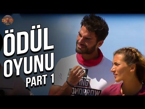 Ödül Oyunu 1. Part | 12. Bölüm | Survivor Türkiye - Yunanistan