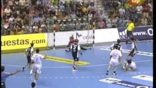 LA GESTA Del Balonmano Ciudad Real Final Copa Europa 2008   2009