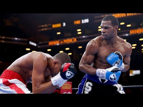 Marcus Browne vs. Francy Ntetu | SHOWTIME CHAMPIONSHIP BOXING Prelims