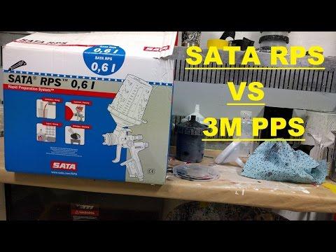SATA RPS VS 3M PPS