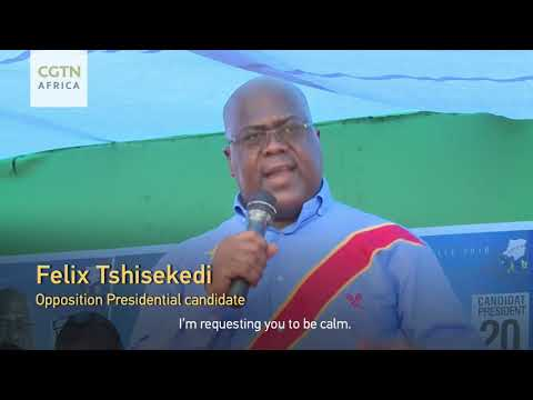 Democratic Republic of Congo Elections 2018