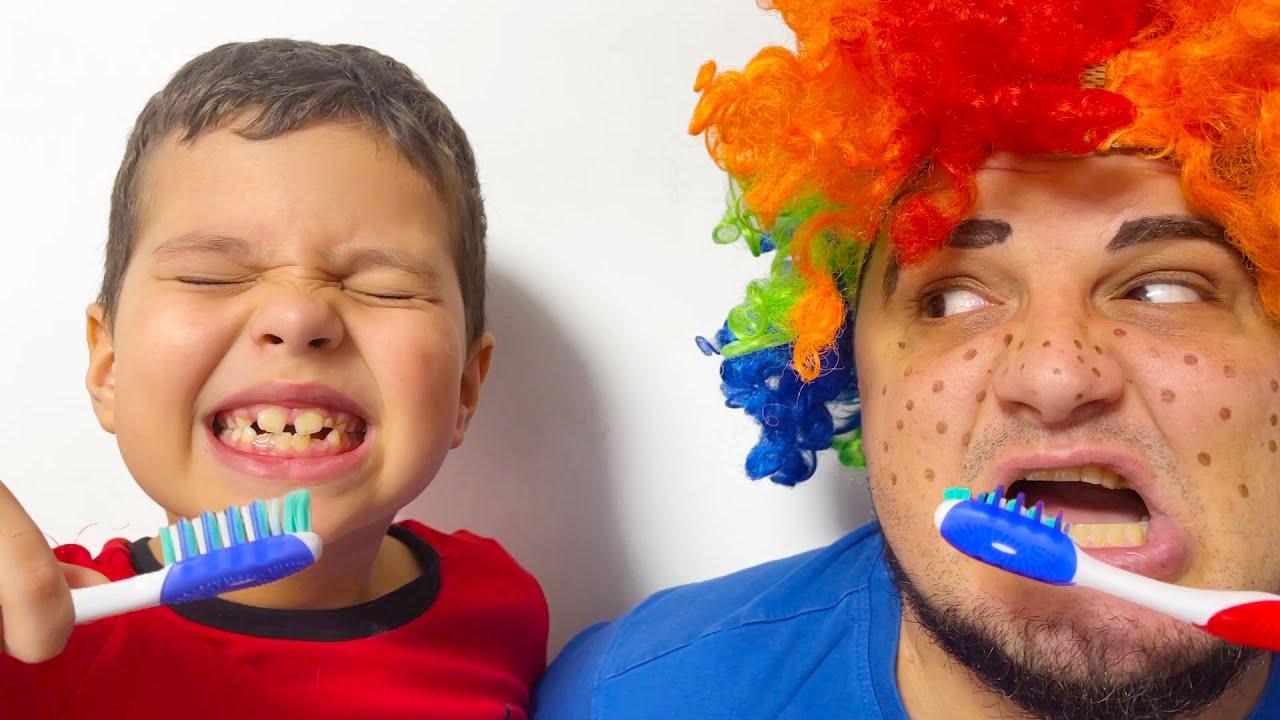 Егорка и Карлос и их Забавная история утром