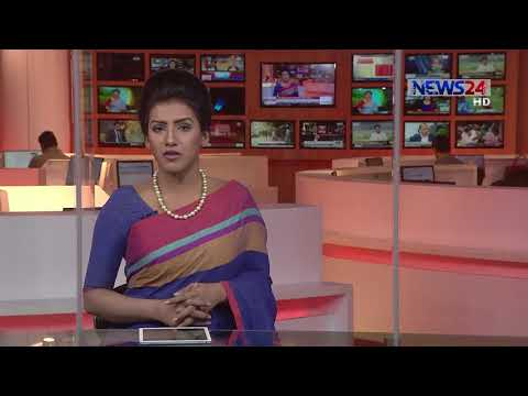 NEWS24 সংবাদ at 8am News on 16th January, 2018 on News24