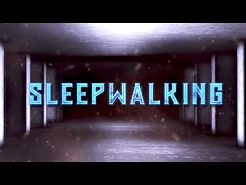 DIAMANTE - Sleepwalking (Official Lyric Video)