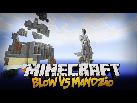 Blow VS Mandzio - MAAANDZIO PO CO CI TE ŚNIEŻKI?! - S02E01 (Island of Inversion)