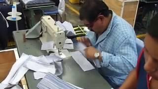 procesos de produccion de una camisa