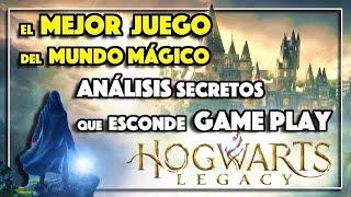 HOGWARTS LEGACY (RPG) | ANÁLISIS COMPLETO del TRAILER - TODOS LOS SECRETOS!! El mejor juego de HP!!