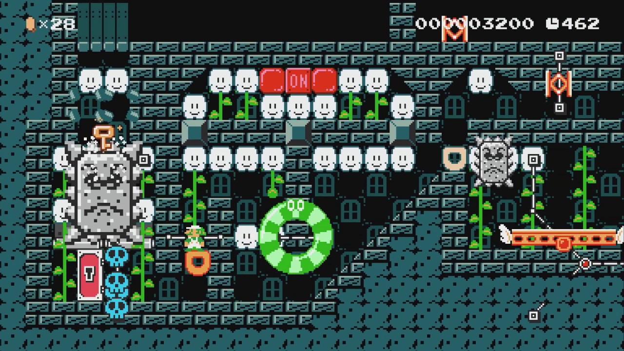 Watch 🔥 Mario Maker 2: Super Wii Sports Level - Spaßig