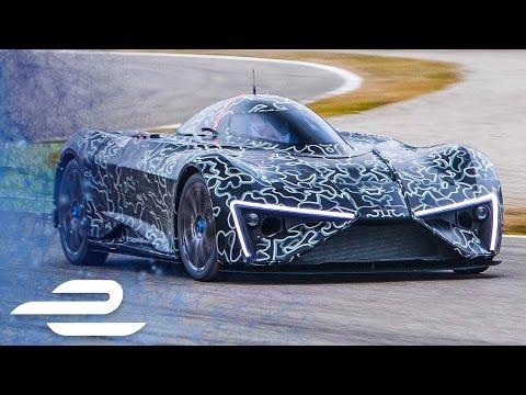 1287bhp Turbine-Powered Electric Supercar! Geneva Motor Show 2017 EV Highlights