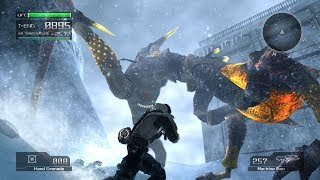 Awesome Third Person Shooter about Giant Monsters ! Lost Planet 2
