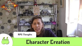 Character Creation in After Forever After