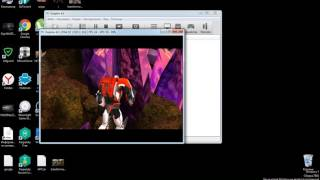 Transformers Prime The Game на пк(показываю как играть)