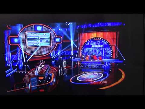 2015 - Funniest Celebrity Family Feud  - The Braxton Family VS Anthony Anderson