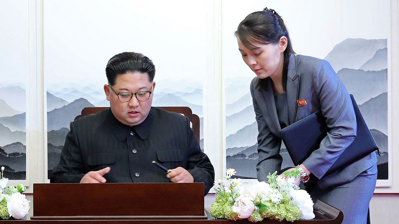 Download Who is Kim Jong-un's sister? Everything we know about Kim Yo Jong