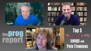 Top 5 Transatlantic Songs with Pete Trewavas