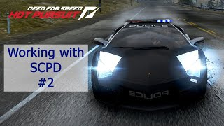 Need For Speed Hot Pursuit - Working with SCPD #2