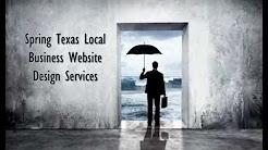 Spring TX Website Design ⋆ Website Design Spring TX