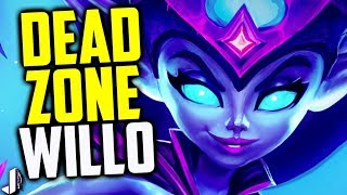 Dead Zone Willo - Most Annoying Build? Paladins Gameplay & Build