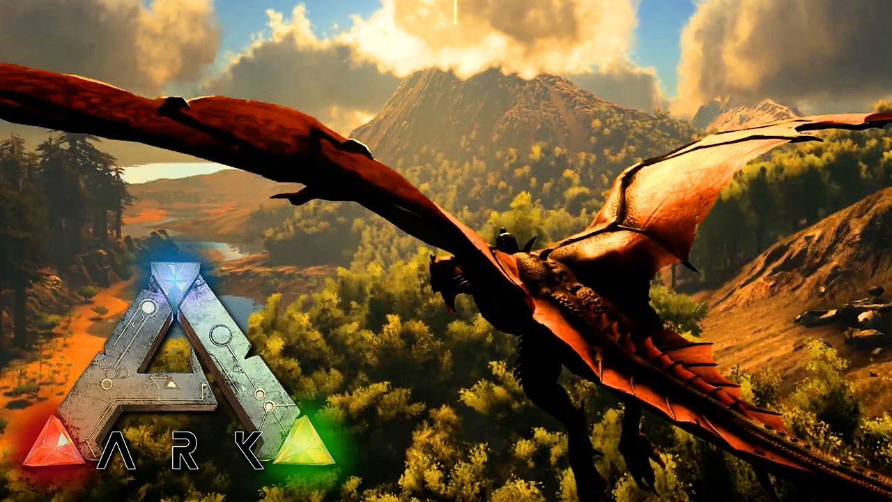 Xbox One X Comparison Trailer | ARK: Survival Evolved (Official)