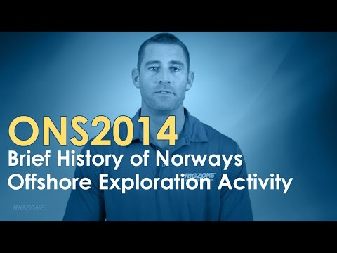 A Brief History of Norways Offshore Exploration Activity