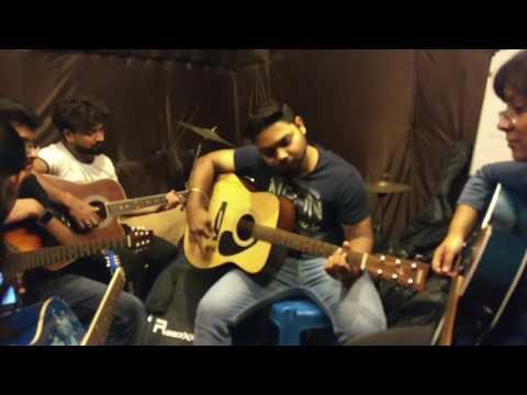 Sun mere hamsafar by Mohit @ raadixs music hub