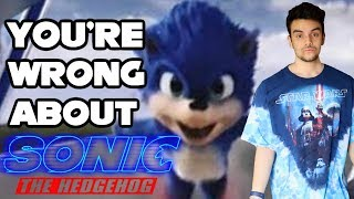 You're Wrong About The Sonic The Hedgehog Movie