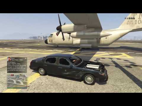GTA 5 online army style