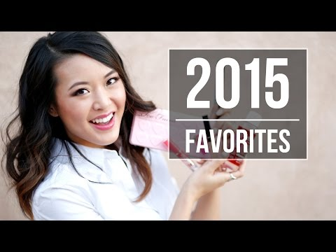 HOLY GRAIL PRODUCTS | 2015 Favorites