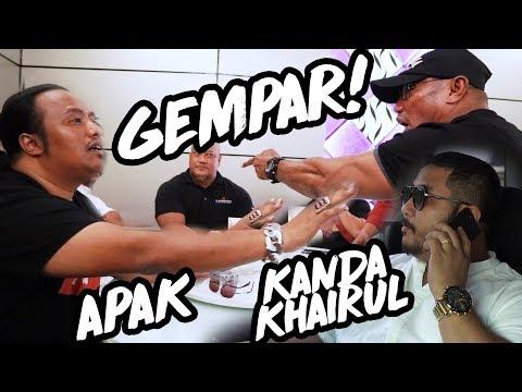 GEMPAR! Kanda Khairul & Abang Ali Gegarkan Apak Harry Khalifah !