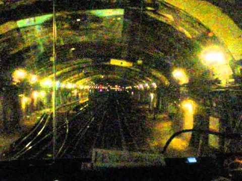 Ligne 5 du m tro de paris porte de pantin bobigny pablo picasso youtube - Fourriere porte de pantin ...