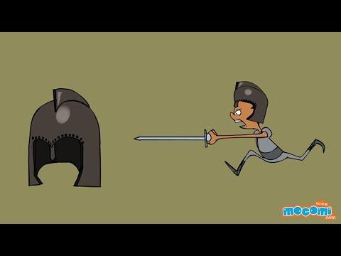 Armour - Fun Fact Series EP37 | Mocomi Kids