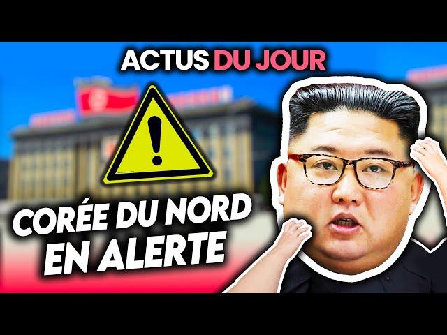 Alerte maximale en Corée du Nord, élections dimanche, nouveau jour férié... Actus du jour